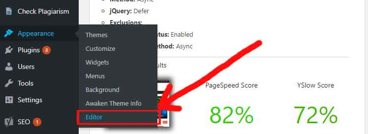 add analytics to your website