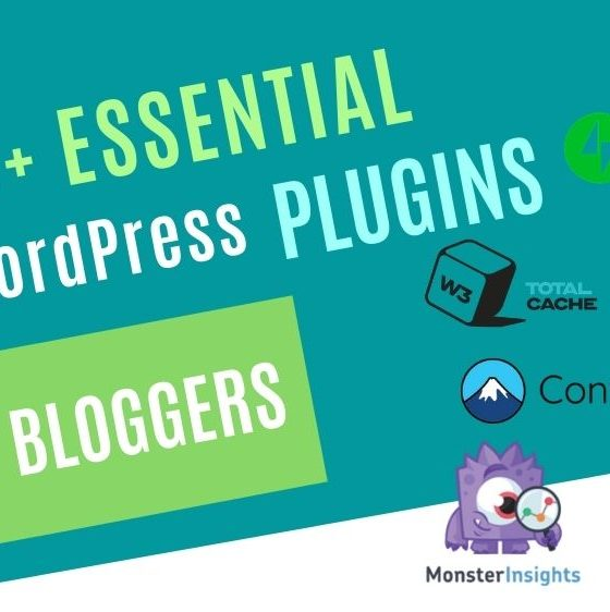 10+ Essential WordPress plugins