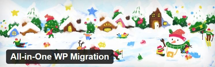 all in one wp migration wordpress plugin